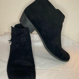 Arizona Garrity Black Ankle Bootie Boots